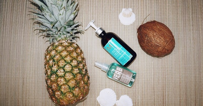 Summer Essentials Hair Products
