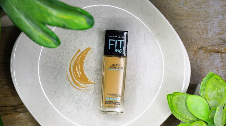 Go to Foundations - Maybelline FITme! Matte+Poreless
