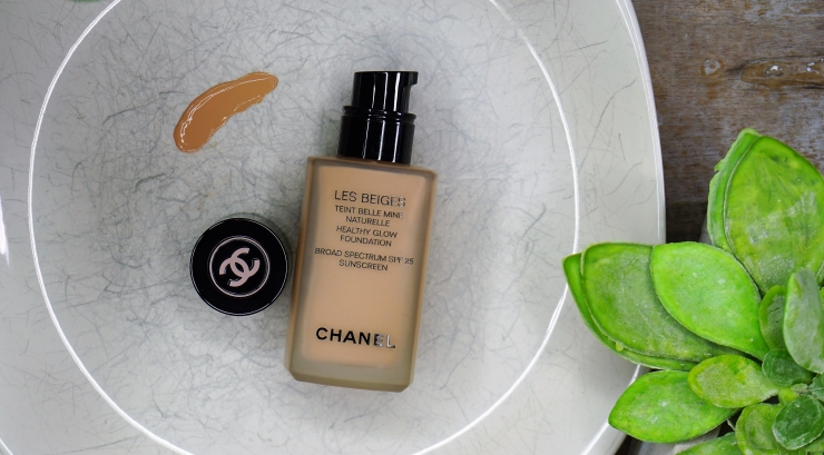 Go to Foundation - Chanel Les Beiges Healthy Glow Foundation