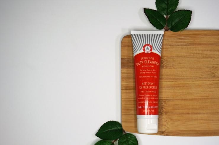 Summer Skin Care Cleanser