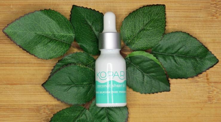 Summer Skin Care Face Oil