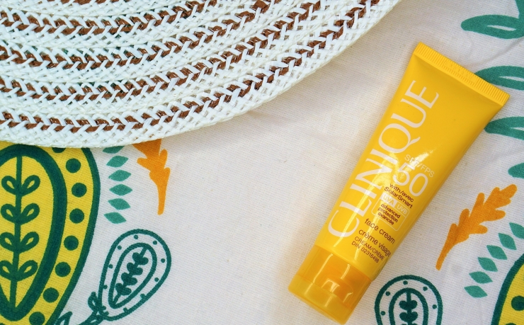 Face Sunscreen - Clinique