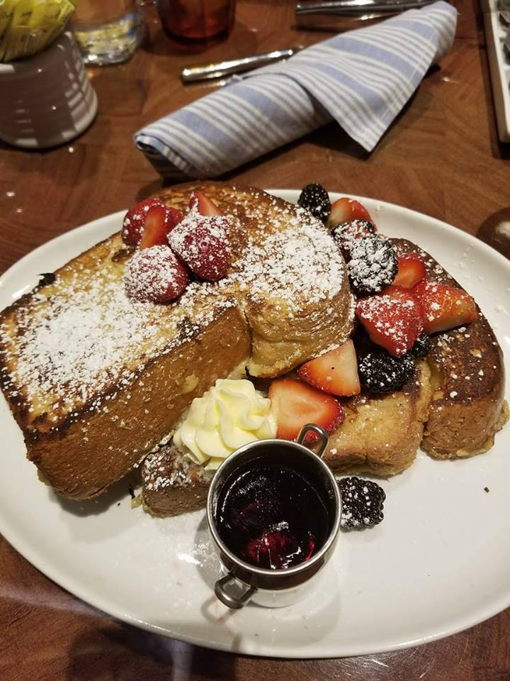 Henry_s Big Brioche French Toast